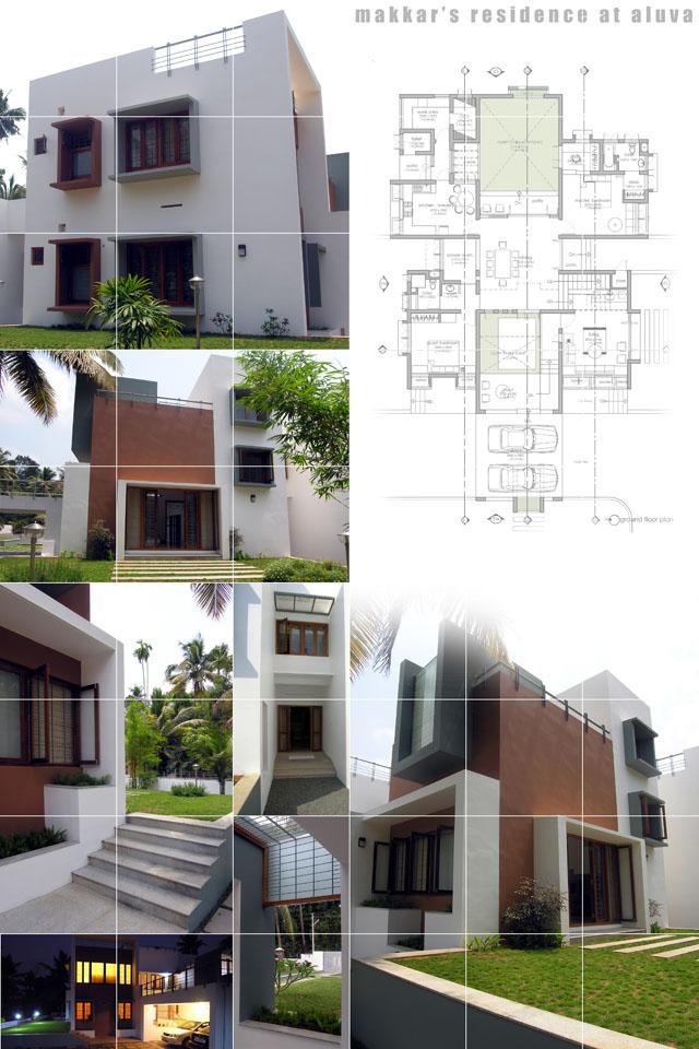 Makkar Residence Lijo Reny Architects