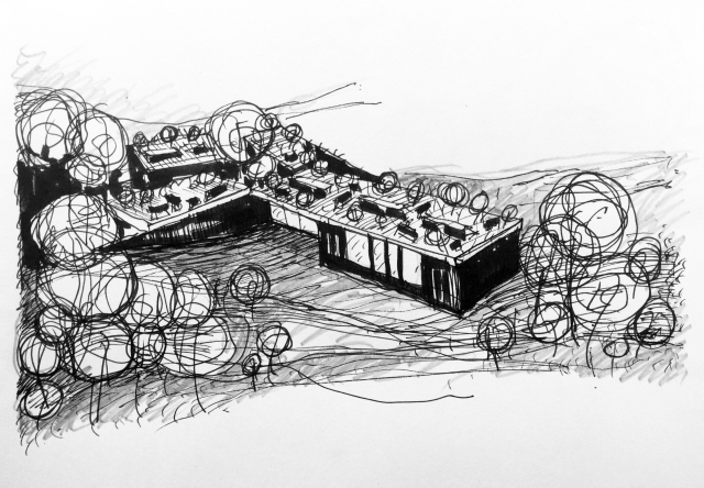 The House That Wasnt - Sketch